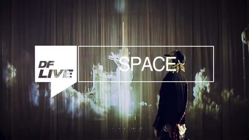Colde - Space [DF LIVE]
