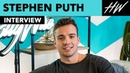 Stephen Puth's FIRST Live Performance Of 'Sexual Vibe' Hollywire