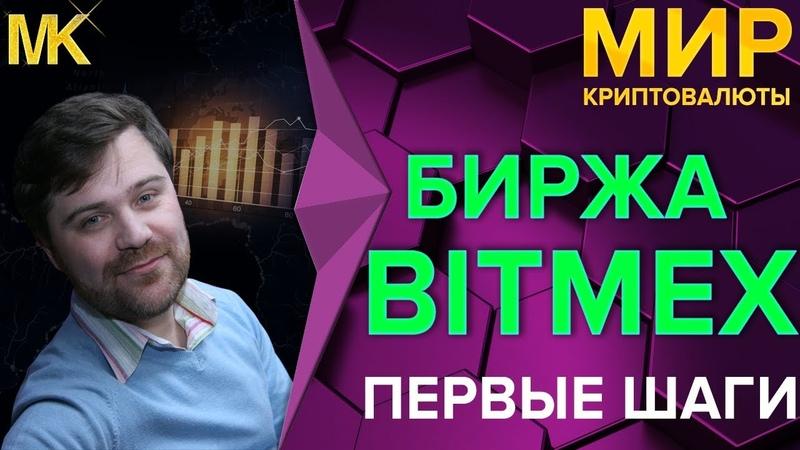 Биржа BitMEX как торговать и с чего начать. Битмекс лимитный ордер или маркет ордер А может стоп