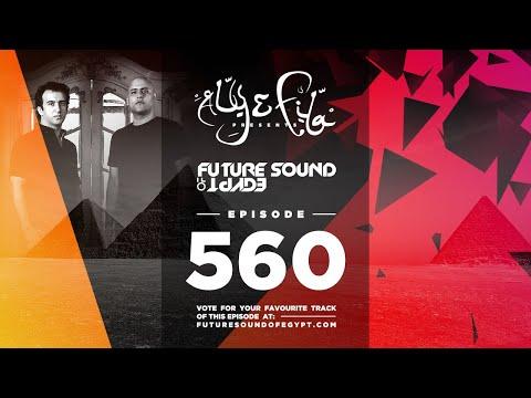 Future Sound of Egypt 560 (FSOE Tomorrowland Takeover with A Z vs Omar Sherif Ciaran McAuley)