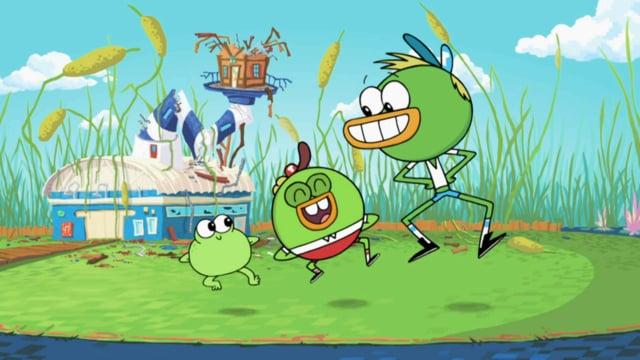 Nicktoons - Breadwinners