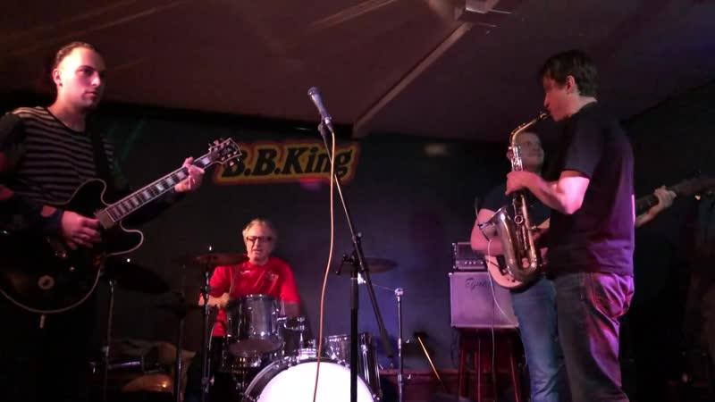 Cissy Strut соло на барабанах Дмитрий Сланский