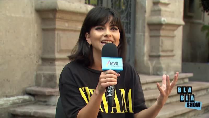 INNA @ Интервью для Bla Bla Show TV (Мексика 06.11.18)