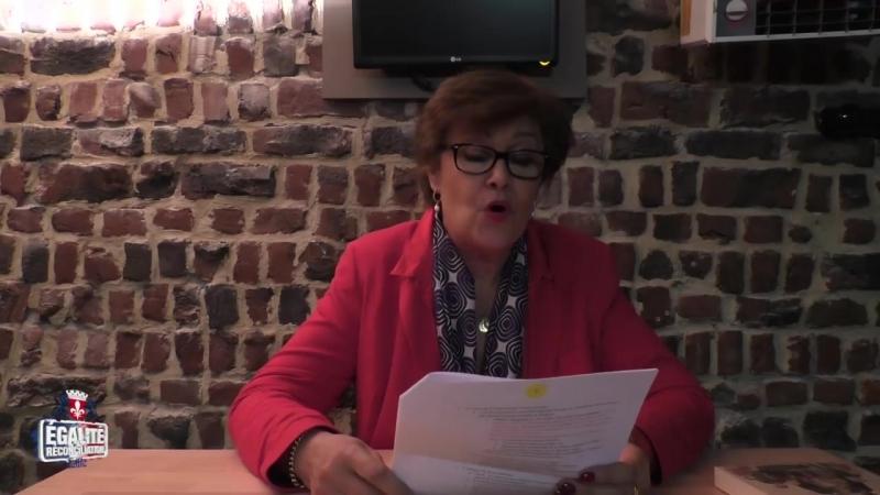 Marion SIGAUT Le plan mondialiste de destruction de l'enfance et de la famille 29 04 2017