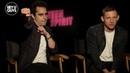 Max Minghella Jamie Bell on pop stardom film Teen Spirit starring Elle Fanning