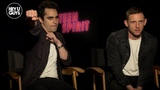 Max Minghella &amp Jamie Bell on pop stardom film Teen Spirit starring Elle Fanning