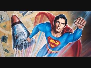 Супермен 4: в поисках мира / superman iv: the quest for peace 1987 mvo vhs 1080p