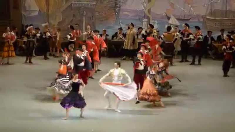 Don Quixote 17 March 2018 Mariinsky Belyakov Shapran 1
