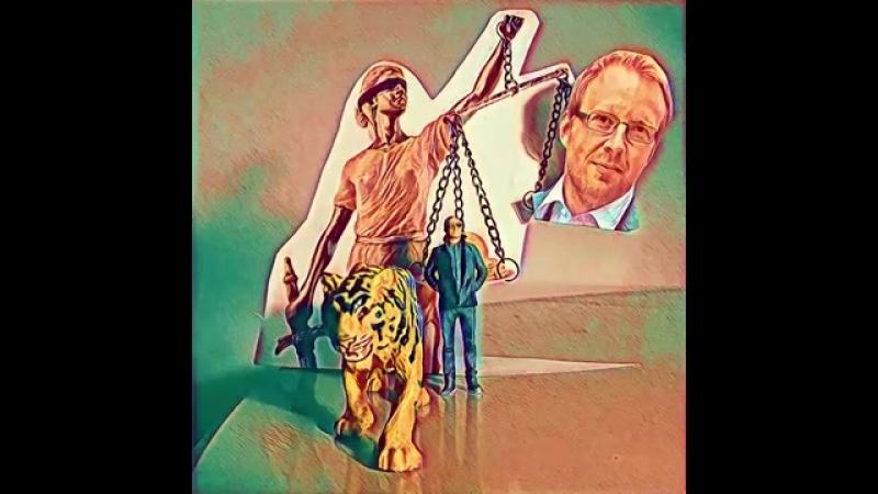 9.1- Henrik Sundström om Rättvisa DEKONSTRUKTIV KRITIK