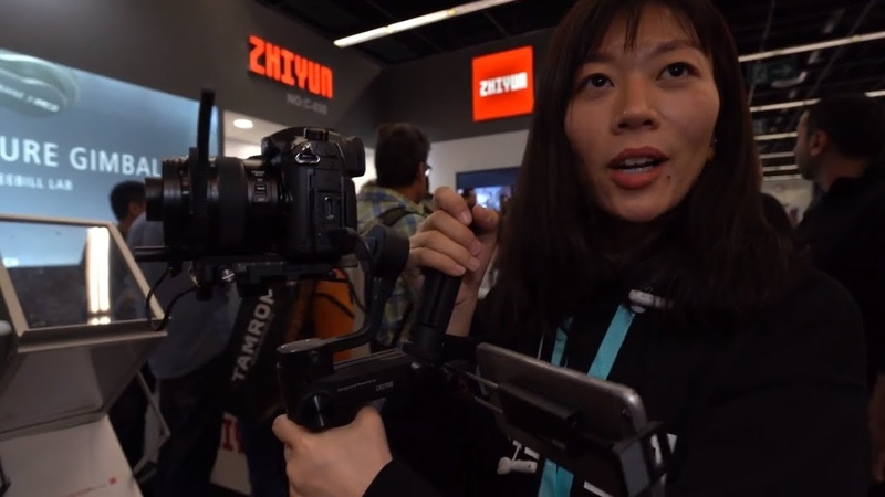 Zhiyun Weebill Lab with belt best Gimbal in the world