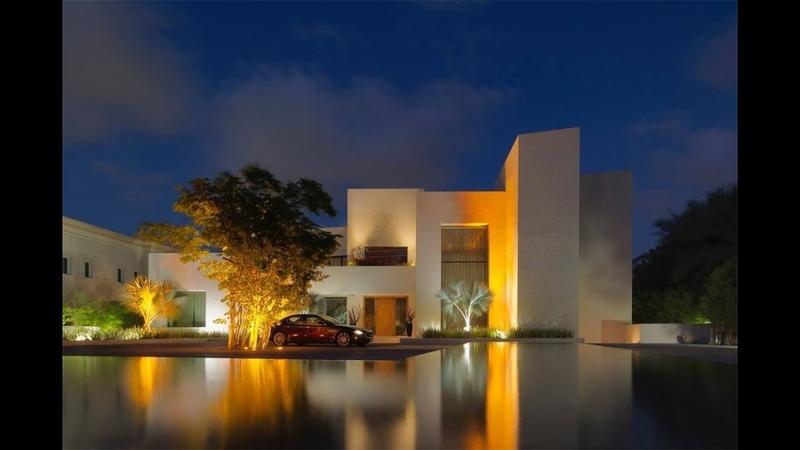 $45,000,000 ULTRA MODERN GIGA MANSION ((EXCLUSIVE DUBAI EMIRATES HILLS))