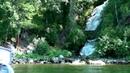 по Телецкому озеру на катере 05 водопад Аю Кечпес