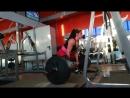 140 кг и неделя до соревнований