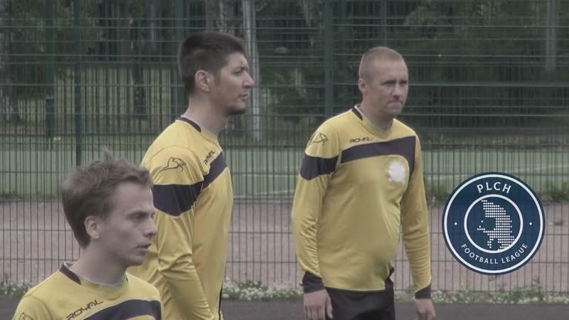 Лига Чемпионов. Спортивная - Автово Сити (14 финала)