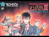 Double Dragon III - The Sacred Stones (NES, Famicom, Dendy) 8 bit 1991 Technos, Acclaim