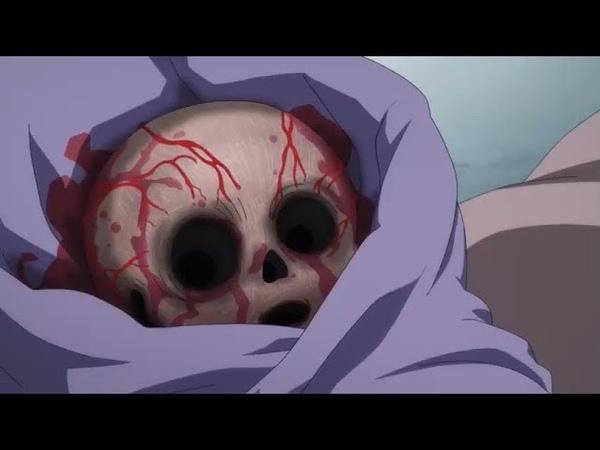 Рождение Хяккимару Аниме Дороро 1 серия