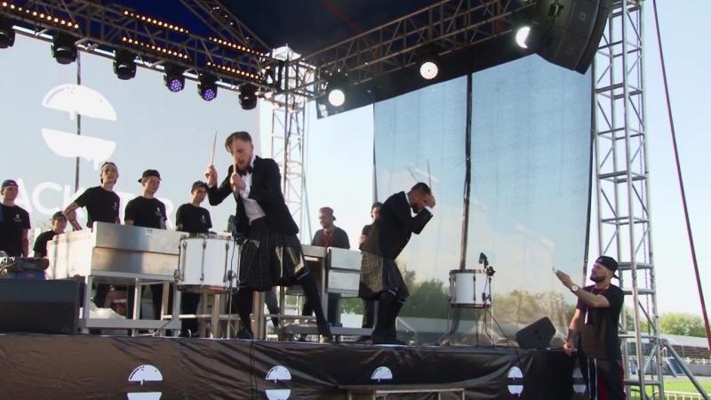 Открытие BlackStarBurger в г. Нижний Новгород!