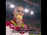 Премьера фильма для Олимпийского телеканала с участием спортивного клуба Pirouette и олимпийской чемпионки Маргариты Мамун!