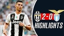 Juventus vs Lazio 2-0 All Gоals Extеndеd Hіghlіghts 08/25/2018