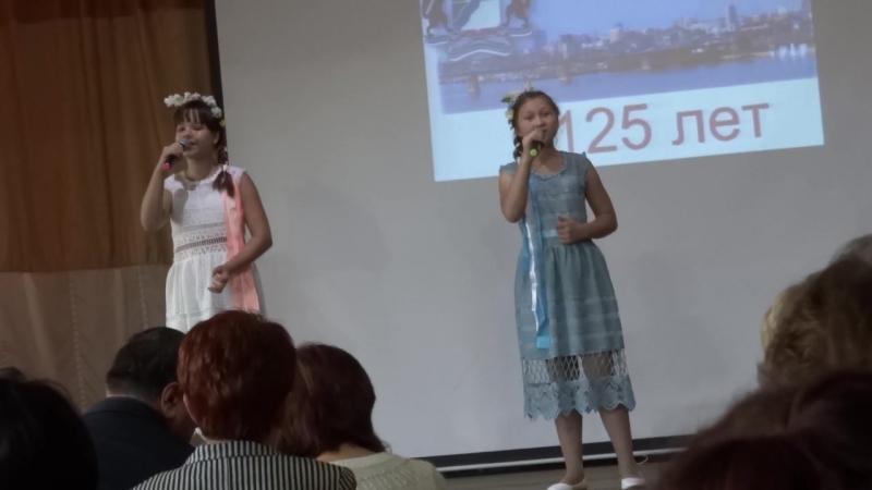 Колыбельная авт Сырмич Е М Дуэт ОК Олеся и Катя
