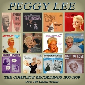 Peggy Lee альбом The Complete Recordings 1957-1959