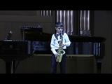 Niccolo Paganini - perpetual motion - Dmitry Pinchuk