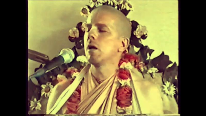 Зов сердца Пурначандры Госвами Махараджа Purnachandra Goswami Maharaj cry hearts