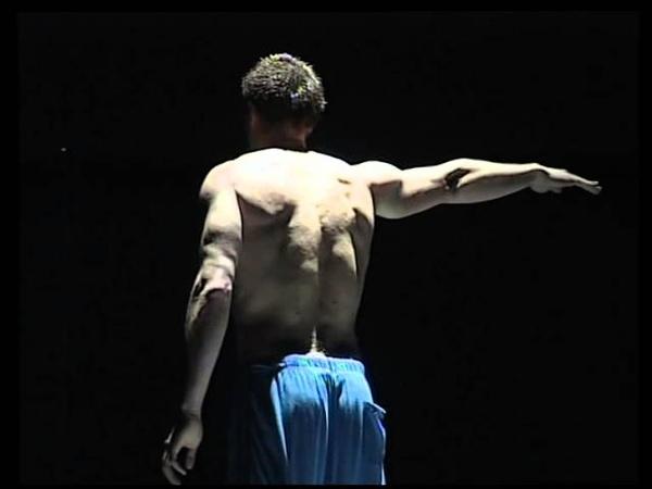 No brain moments / Improvisation Boroditsky Denis /Contemporary dance