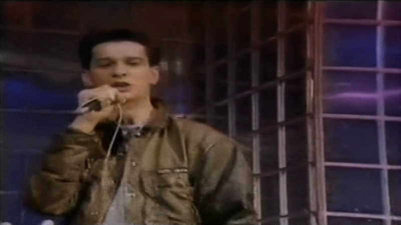 Depeche Mode - 25.12.1981 - BBC - Top Of The Pops - Just Can't Get Enough