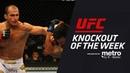 KO of The Week: Junior Dos Santos vs. Frank Mir