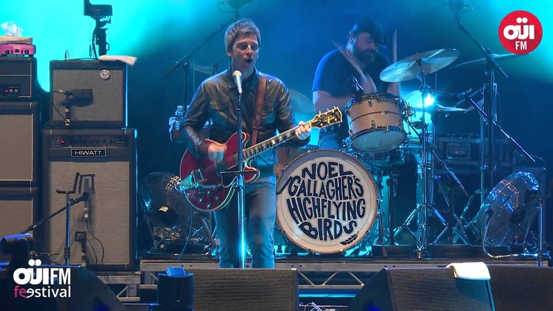 Noel Gallagher's High Flying Birds - Don't Look Back In Anger @ OÜI FM Festival 23/6/15