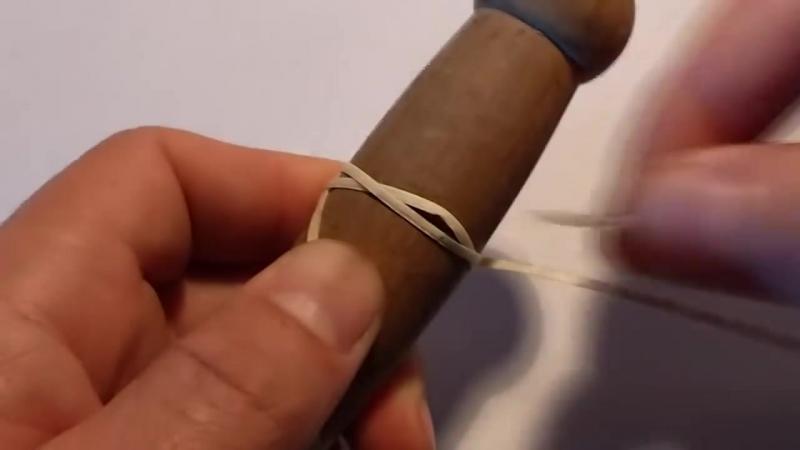Sortija simple (video mejorado) El Rincón del Soguero