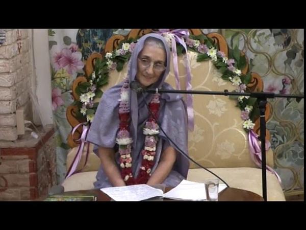 Фестиваль вайшнави Бхакти-даини 2018.12.15 - 3