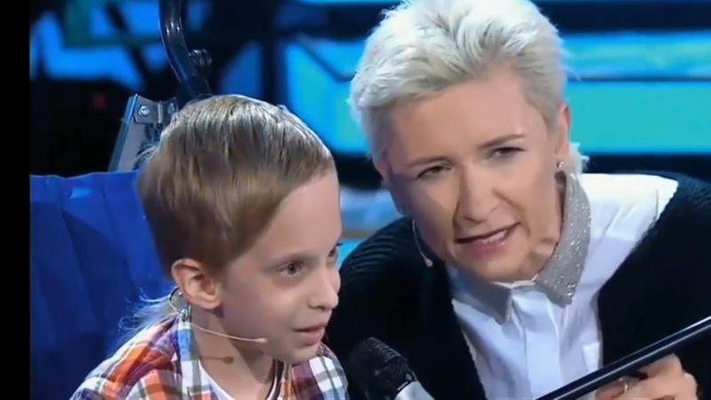 Привет, Андрей! Серёжа и Диана Арбенина «Это Жизнь!» (песня Юрия Антонова)