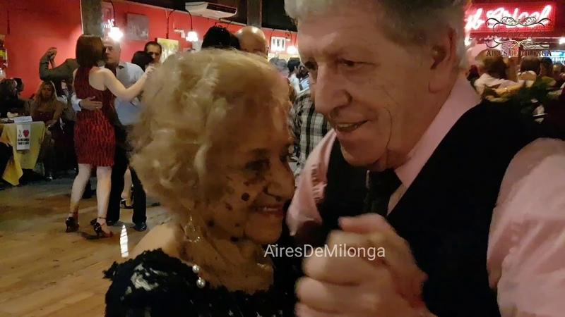 Blanca, Historia viviente del tango.