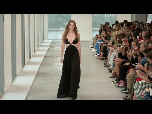 Gigi Hadid, Bella Hadid and more on the runway for the Michael Kors Fashion Show in NYC