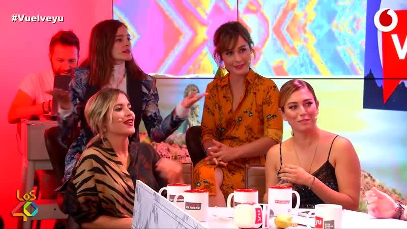 Las chicas del cable_ su entrevista más loca (y sincera) Vuelveyu