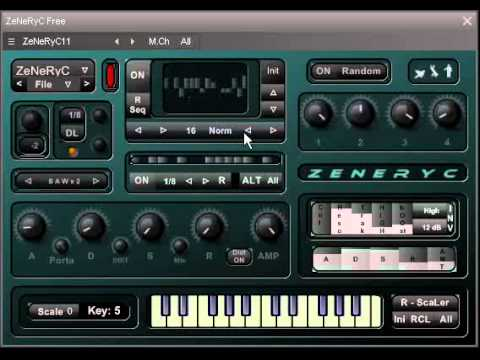 Tekky Synths - PRESETS made with ScaLer ZeNeRyC 2 FREE