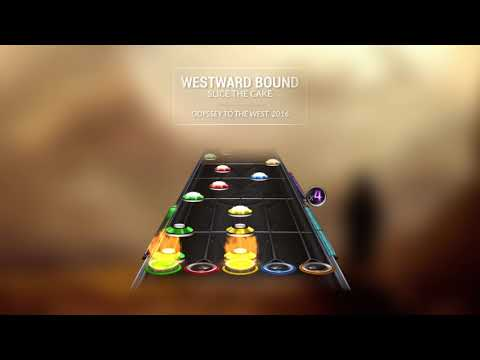 Westward Bound by Slice the Cake GH3 Custom Song 1000 Subscribers Yay