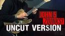 John 5 - UNCUT Playthrough of ZOINKS!
