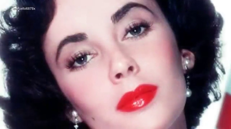 THE EYES OF ELIZABETH TAYLOR - Her most beautiful closeup pictures (high quality pics HD)