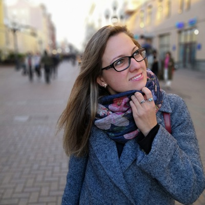 Мария Щёголева