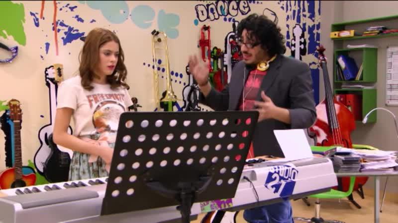 Виолетта 1 Сезон 65 Серия 2012