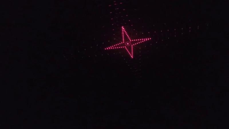 Kmashi LED лазерный проектор Рождество и Star Shower Laser Motion