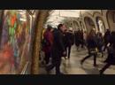 Суета в Московском метро