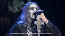 In The Name Of God (Live) - POWERWOLF - Lyrics - HD - Masters Of Rock 2015