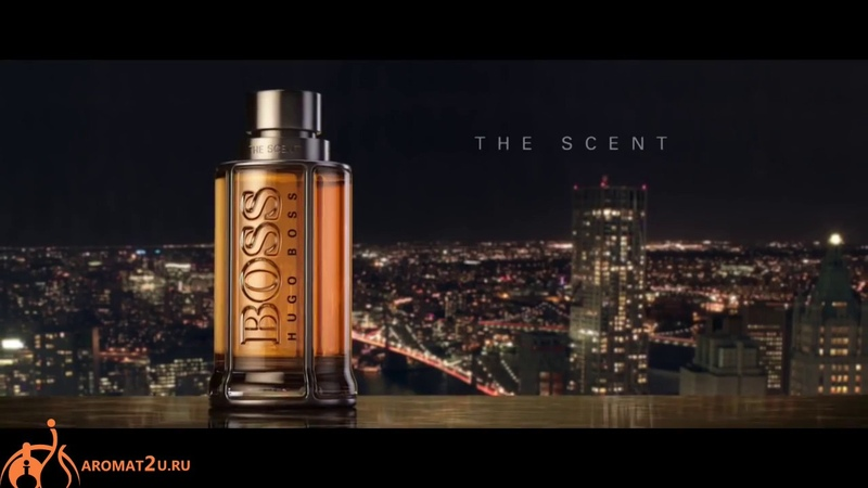 Hugo Boss Boss The Scent Хуго Босс Босс Зе Сент отзывы о духах