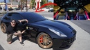 STRAIGHT PIPED V12 FERRARI WITH $100k in MODS! *Insane FLY BYS*