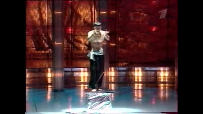 Егор Куприянов в Минуте славы, 2007