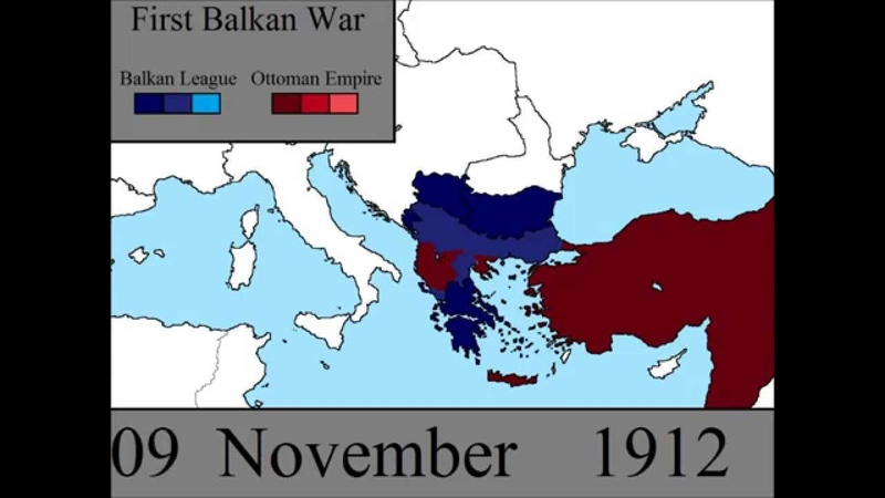 The Balkan Wars Every Day